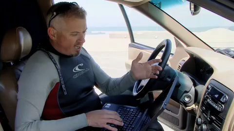 Intel Anti-Theft Technology: Day at the Beach