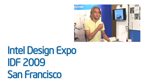 Intel University Design Expo: Out-of-box
