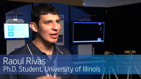 TEEVE: Tele-immersive Environment for EVErybody – Raoul Rivas – Intel@Research Day