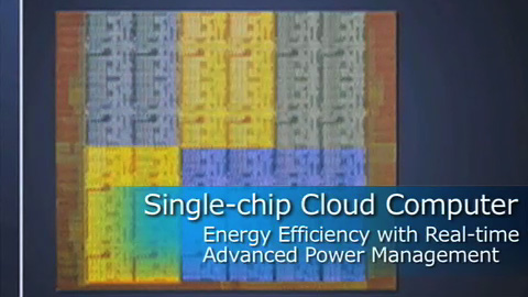 Single-chip Cloud Computer – Energy Efficiency with Real-Time Advanced Power Management